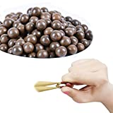 GEGEQUNAERYA Fionda Munizion Catapulta Slingshot Ammo Hard Clay Ball Slingshot Palla Beads...
