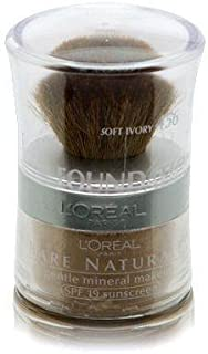 L'Oreal True Match Mineral Foundation, Soft Ivory [456], 0.35 oz
