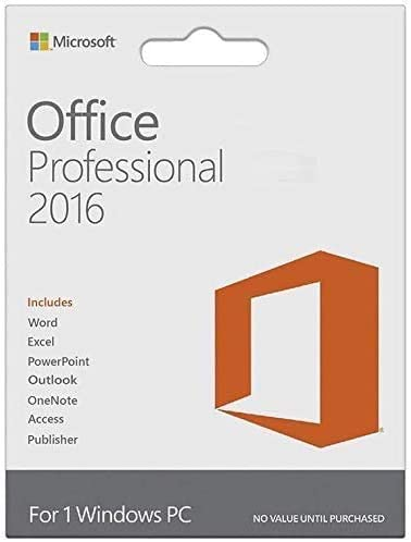 Office Professional 2016 Lifetime Download product image