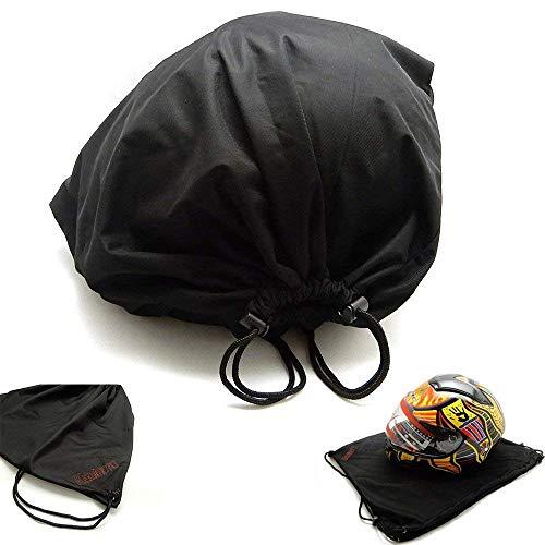 ISSYZONE Hochwertige Helmtasche Helmtasche Helmschutz Helmsack Helmbeutel universal Tasche für Motorradhelm