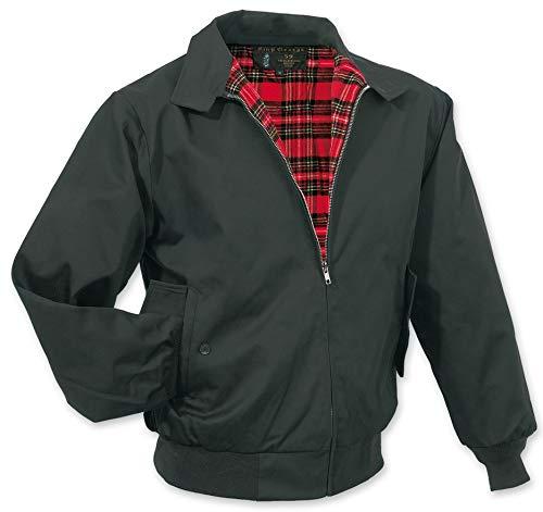 Surplus King George Jacket, schwarz, XXL