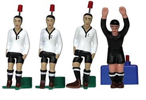 TIPP-Kick WM Classics Weltmeister Deutschland 1954 - Die legendären Weltmeister von 1954 im gleichen Dress als Kicker, Top-Kicker und Star-Kicker Plus Torwart Toni. - TIPP Kick - TIPPKICK