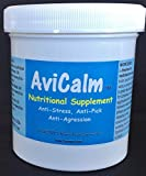 Taxonyx Science Inc AviCalm Calming Supplement for Birds - Compare to Avitech! (2 oz)