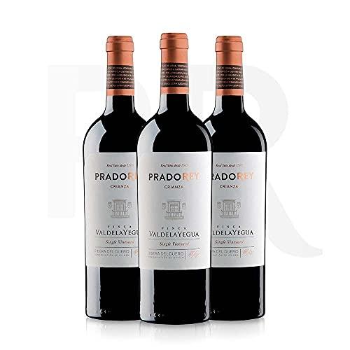 PRADOREY Finca Valdelayegua-Vino tinto-Crianza-Ribera del Duero-3 Bot.0,75 L