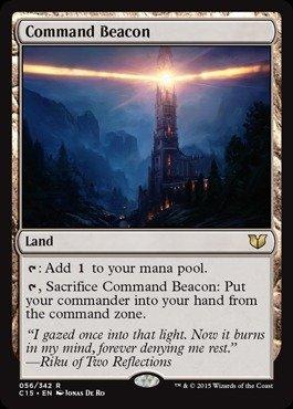 Magic The Gathering - Command Beacon (056/342) - Commander 2015