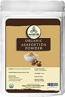 Organic Asafoetida Powder (Hing, Asafoetida Ground) (100gm)