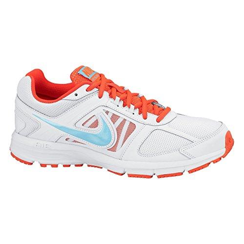 Nike Men's Zonal Cooling Stripe STD Golf Polo (White/Wolf Gray/Flat Silver, XX-Large)