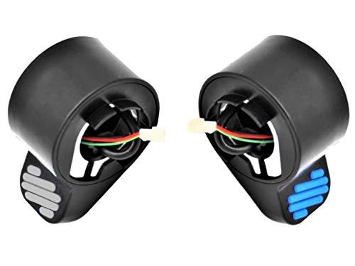 (ES-Series) Brake and Throttle Replacements for Ninebot by Segway ES1 ES2 ES3 ES4 Electric Kickscooters (Throttle/Brake -Set)
