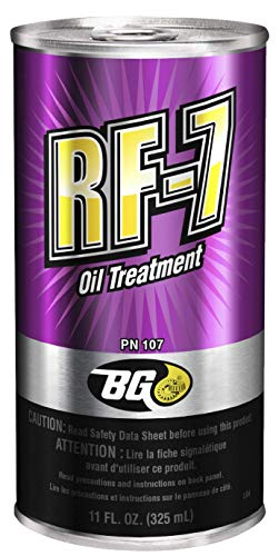 BG RF7 #107 Engine Oil Treatment - 11oz can