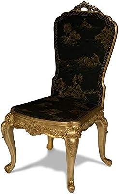 Amazon.com: EuroLuxHome - Juego de 6 sillas de comedor de ...