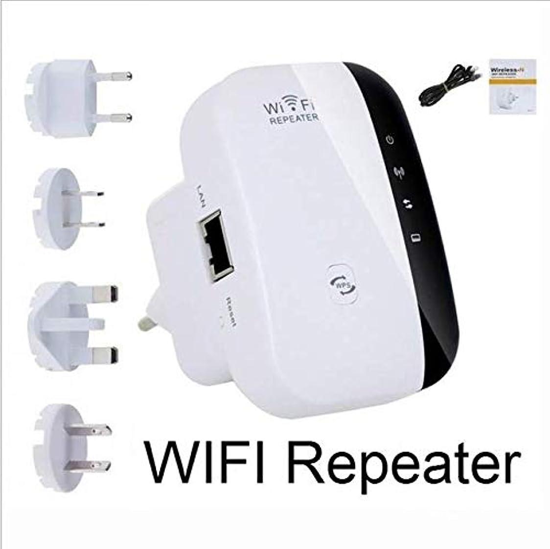 付き添い人野な呼ぶWPS、インターネット信号ブースター、APリピーター、300MbpsワイヤレスポータブルミニWifiブースター付きWiFi範囲エクステンダ