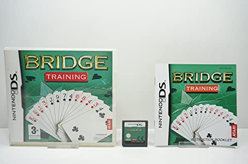 BRIDGE TRAINING DS / Nintendo DS Juego EN ESPANOL Compatible Nintendo DS LITE-DSI-3DS-2DS-3DS XL-2DS XL ** ENTREGA 3/4 DÍAS LABORABLES + NÚMERO DE SEGUIMIENTO **
