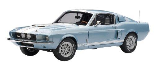 Autoart - 72907 - Véhicule Miniature - Shelby GT 500 - Echelle 1/18