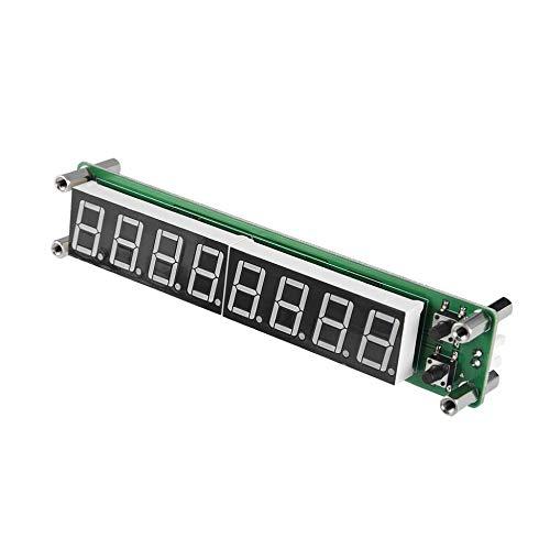 PLJ-8LED-H HF-Signal Frequenzzähler Meter Cymometer Tester Modul 0,1~1000 MHz Blaue LED Frequenzanzeigemodul - Blau