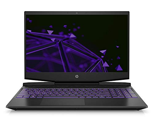 HP Pavilion Gaming 9th Gen Intel Core i7 Processor 15.6 inch FHD Laptop (8GB/1TB HDD + 256GB SSD/144Hz Refresh Rate/Win 10/MS Office 2019/GTX 1650 4GB/Backlit Keyboard/2.2kg), 15-dk0050TX