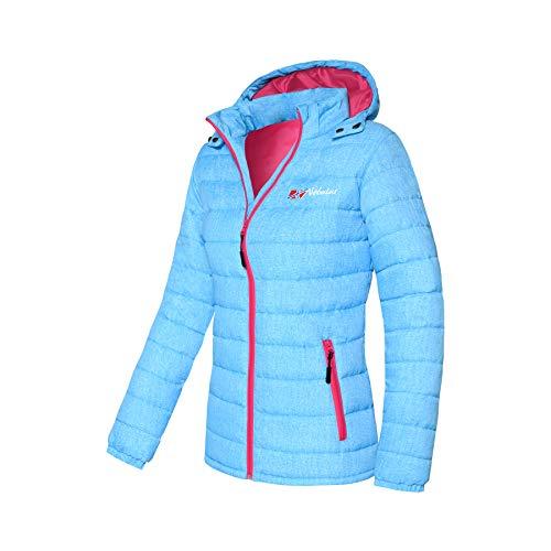 Nebulus Winterjacke Colors Damen (Model: P4850 - Damen, Malibu; Größe: XXL(44)) FBA