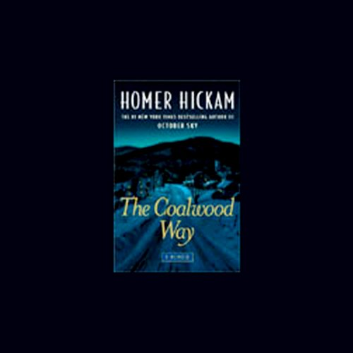 The Coalwood Way audiobook cover art