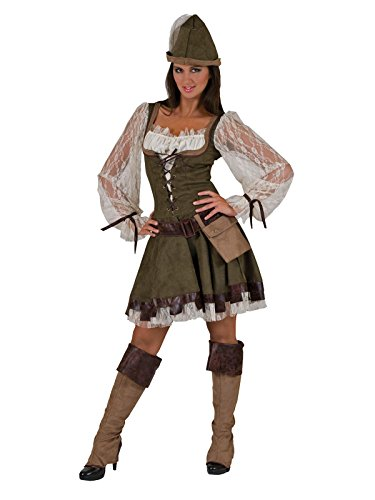 ROBIN HOOD Kostüm Frau 36 38 510096