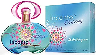 Salvatore Ferragamo Incanto Charms for Women Eau de Toilette 100ml
