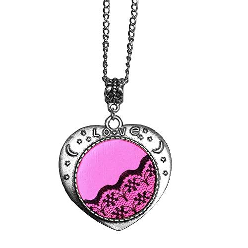 Regalo para mamá Madre Collar de Encaje Collar de Declaración Collar Floral Collar de Mujer Accesorio Regalo para Ella Mujer # 124