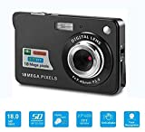 EMEBAY - 2.7 inch 18 MP Compact HD Digital Camera for Holiday, Kids