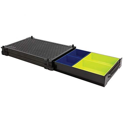 Fox Matrix Deep Drawer unit including insert trays - Schublade mit Einsätzen für Sitzkiepe, Schubladensystem, Tacklebox, Angelbox
