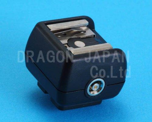 各種撮影機材 ホットシューアダプター(キヤノン&ニコン用)-680549