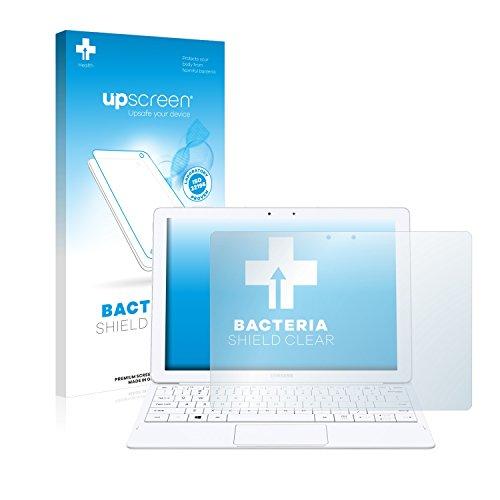 upscreen Antibakterielle Schutzfolie kompatibel mit Samsung Galaxy Tab Pro S klare Bildschirmschutz-Folie