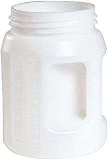 Fluid Storage Container, Drum, HDPE, 2 L