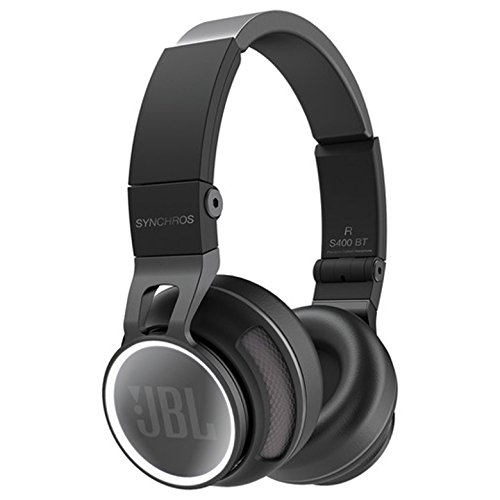 JBL Synchros S400BT Auriculares supraaurales estéreo inalámbricos NFC Bluetooth de alta calidad...