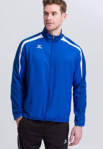 Erima 4043523855326 Jacket, Uomo, new royal/true blue/bianco, M