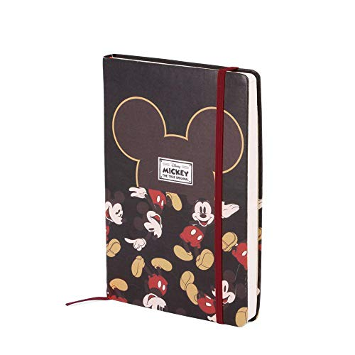 Micky Maus True-14x21cm Tagebuch