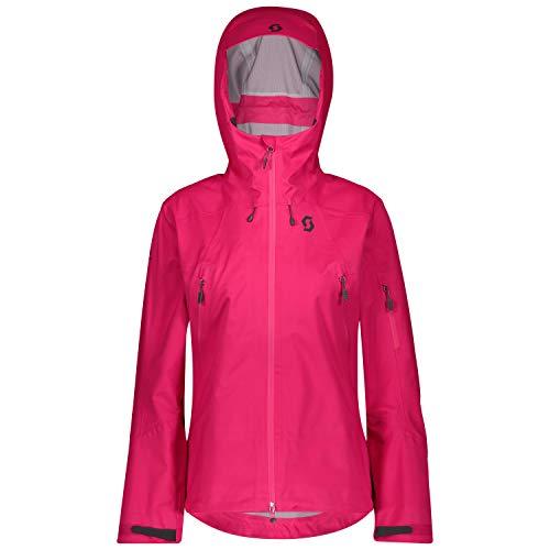 Scott W Explorair 3L Jacket Pink, Damen Dermizax™ Jacke, Größe XL - Farbe Virtual Pink