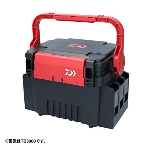 ダイワ(DAIWA) タックルボックス TB3000 ブラック/レッド
