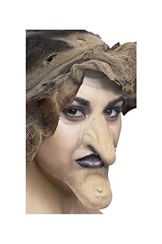 Fxe Faux Studio Flesh Witch Nose and Chin Set...