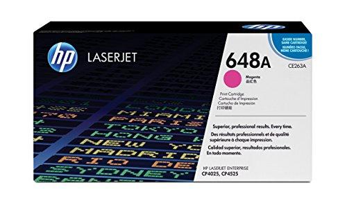 HP 648A Magenta Original LaserJet Tonerkartusche