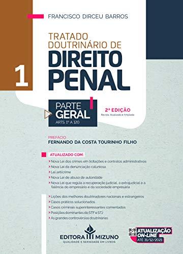 Tratado Doutrinário De Direito Penal - Vol 1 - 2a. Edição
