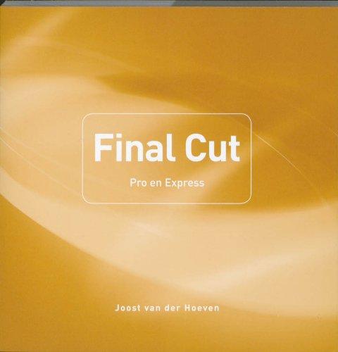 Final Cut: Pro en Express (Macintosh)