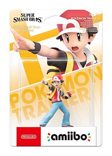 Nintendo Super Smash Bros Amiibo - Entrenador Pokemon