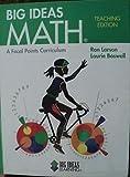 Big Ideas Math Green: Teacher Edition