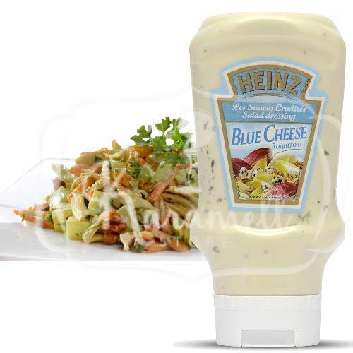 HEINZ Salad Dressing Blue Cheese Roquefort (400ml ) - EU