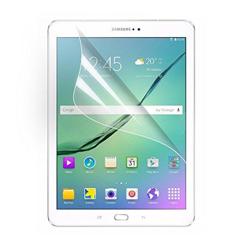 2X Entspiegelungsfolie für Samsung Galaxy Tab 2 T710 mit 8 Zoll Displayschutz Folie matt Anti-Reflex Anti-Fingerprint 2 in 1