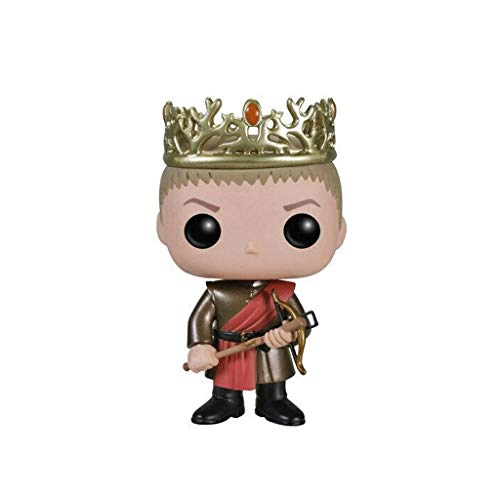 Funko Pop Television : Game of Thrones - Joffrey Baratheon 3.75inch Vinyl Gift for Fantasy Fans SuperCollection
