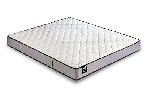 Matratze Sealy Modell El Pulseo, Größe 80 x 200 x 23 cm, fester Komfort.