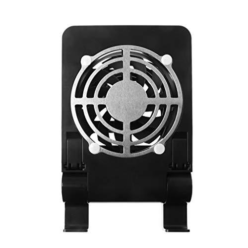 bfh 2-en-1 USB Ventilador de refrigeración Soporte de Enfriador para Ninten-do Switch Console Phone Tablet