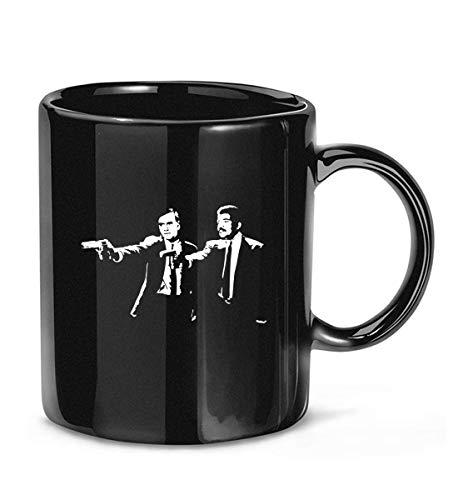 N\A Taza de café clásica Cosmos Pulp Fiction para Mujeres y Hombres Tazas de té