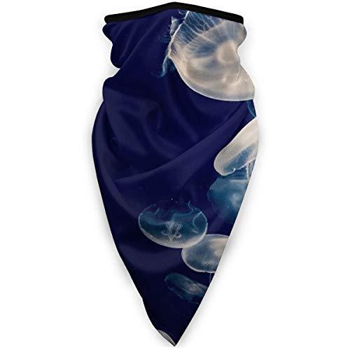 Meiya-Design - Mascarilla para el cuello y la máscara de esquí de pasamontañas, capucha táctica transpirable, resistente al viento, para correr, motociclismo, senderismo, gelatina