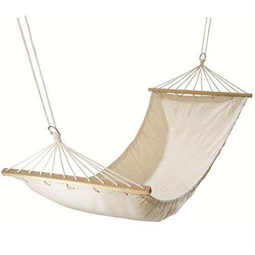DUOER huis hangmatten Hangmat met Stick Tweepersoons Tuin Swing Slaapbed Draagbare Outdoor Camping Tuin Hangstoel Swing stoelen