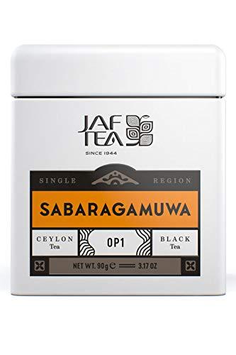 JAF TEA Single Region - Sabaragamuwa OP1 - Dose