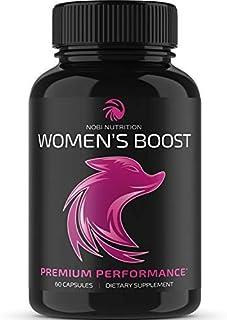 Nobi Nutrition Premium Female Enhancement Pills - Hormone Balance for Women - Women Health Supplement for Increased Drive,...